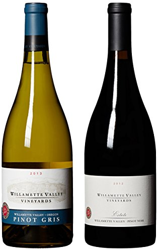 Willamette Valley Vinyards Red and White Mixed Pack, 2 x 750 mL image