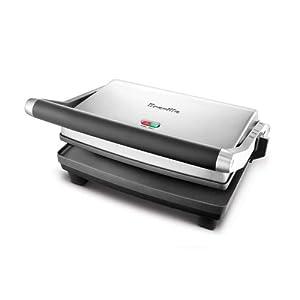 Breville RM-BSG520XL Certified Remanufactured Panini Duo 1500-Watt Nonstick Panini Press