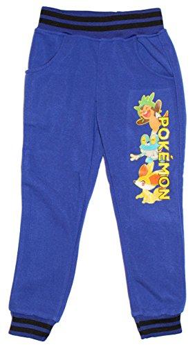 Pokemon -  Pantaloni  - ragazzo blu 10 anni