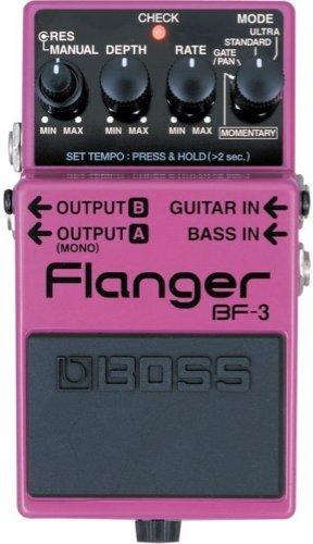 BOSS BF3 Flanger Pedal