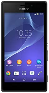 Sony Xperia M2 Smartphone débloqué 4G (Ecran: 4.8 pouces - 8 Go - Android 4.3 Jelly Bean) Noir