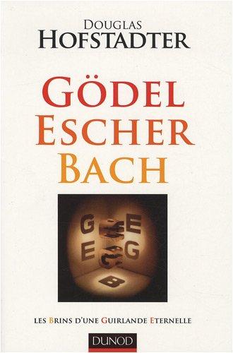 Gödel Escher Bach : Les brins d'une guirlande éternelle - crédit : amazon.fr - http://goo.gl/rl5gIv