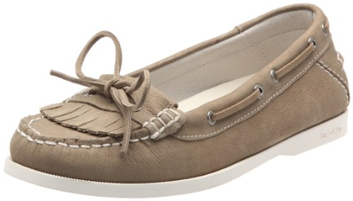 Gant Serena raspberry suede Shoes Womens Gray Grau (dry sand) Size: 5 (38 EU)