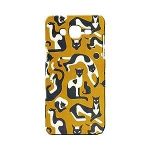 G-STAR Designer 3D Printed Back case cover for Samsung Galaxy J7 - G2814