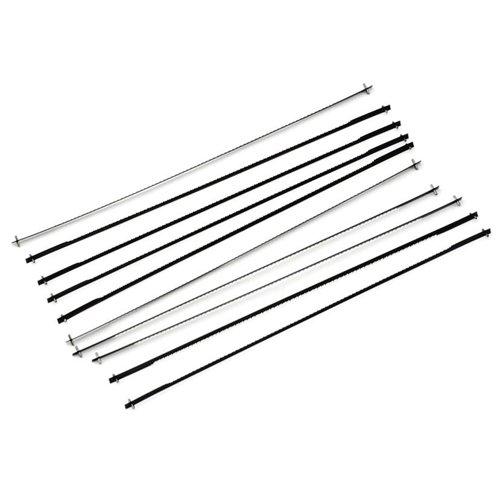 SK11 糸のこ用替刃 木工用 10PCS 細目