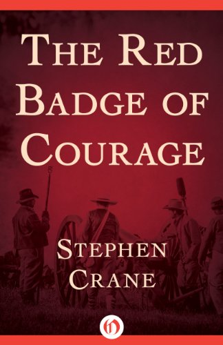 a literary analysis of red badge of courage by stephen crane Critical insights: the red badge of courage 10-14 essays offering current critical analysis by top literary scholars stephen crane.