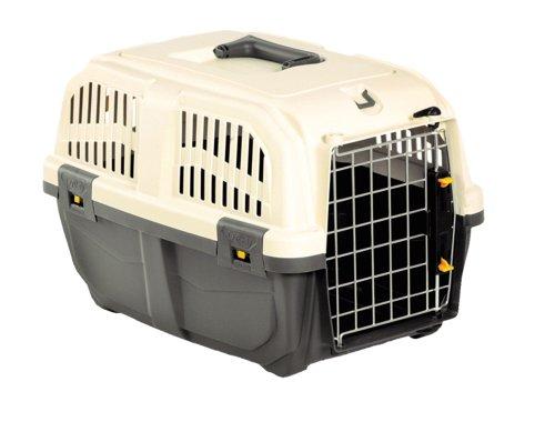 Trasportino per cani skudo 3 63x40x39 cm for Trasportino per cani amazon