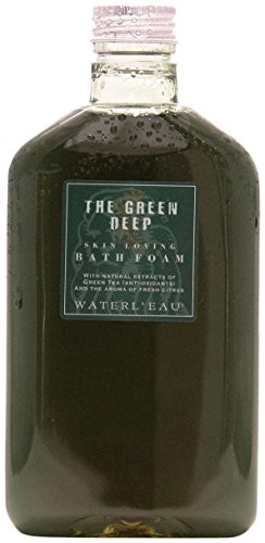 WATERL'EAU The Green Deep Bath & Shower Foam - 13 oz Deep Calm Bath