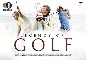 Legends of Golf (6 Disc) [DVD] [UK Import]