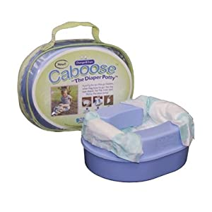 Bonaco Caboose Travel Potty - The Diaper Potty