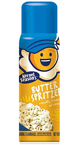 Kernel Season's Popcorn Spritzer, 4 Ounce (Pack of 6) (Spray Popcorn Butter compare prices)