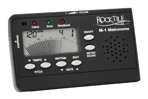 Rocktile métronome digital avec générateur de ton