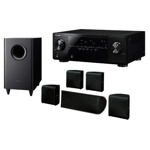 Pioneer 5.1 Home Theater  Bluetooth Receiver
