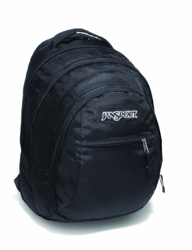 JanSport Rucksack Beamer, black, 48 x 31 x 24 cm, TPZ6