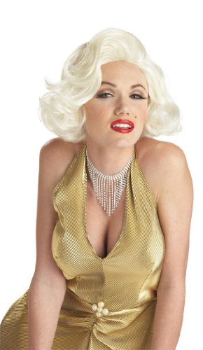 California Costumes Women's Classic Marilyn Monroe Wig