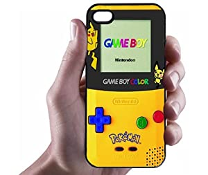 iPhone 5 Pokemon Gameboy iPhone 5 Case - Hard Plastic Cell Phone Case
