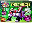 Power Rangers Deluxe White Tigerzord & White Ranger