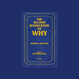 The Second Jewish Book of Why Audiobook