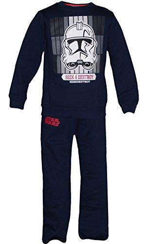 Bambini ufficiali STAR WARS Licenziati da jogging tuta, maglione e pantaloni