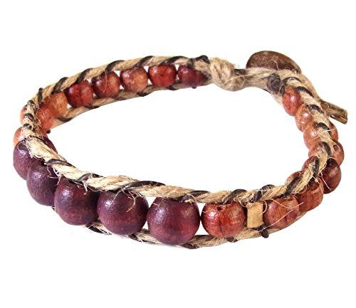 artisan-handgefertigt-armband-unisex-messing-braun-holz-beads-hanf-schnur