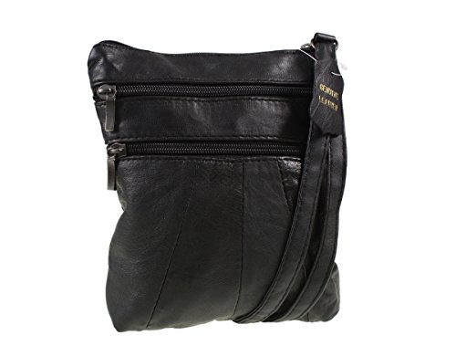 Small Black Cross Body Shoulder Bag