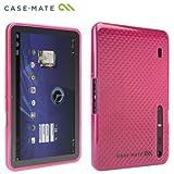 Case-Mate au MOTOROLA XOOM Wi-Fi TBi11M Gelli Case Striking Pattern, Pinkジェリー ケース ピンク CM013803