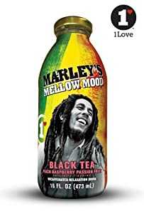 12 Pack of Marley's Mellow Mood - Black Tea Peach Raspberry Passion Fruit