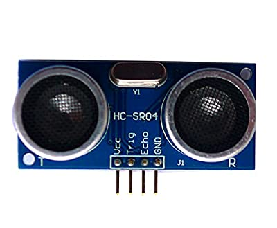 Mihappy HC-SR04 SR501 Ranging Detector Distance Sensor