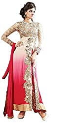 Fashion Dream Womens Georgette Salwar Suit