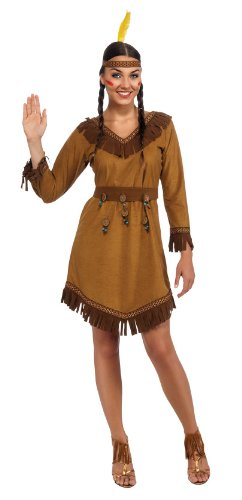 Rubie's Women's Native American Costume
