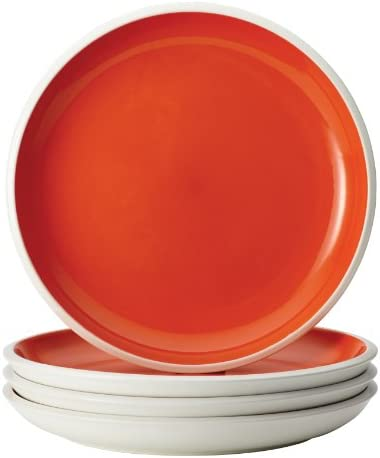 4-Pc. Rachael Ray Dinnerware Plate Set