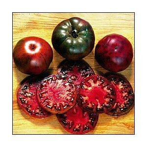 seeds and things black krim tomato 30 seeds a russian heirloom tomato tomato. Black Bedroom Furniture Sets. Home Design Ideas