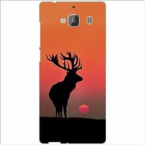 Redmi 2 Prime Back Cover