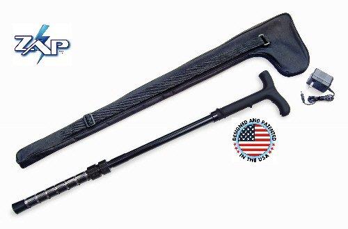 Zap Cane Stun Gun Amp Flashlight Find Best Cheap Nmdshgfcd5