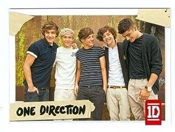 trading card #100 Louis Tomlinson, Niall Horan, Liam Payne, Zayn Malik