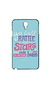 Stars Mobile Case/Cover For Samsung Galaxy NOTE 3 NEO