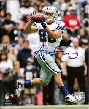 Anthony Fasano Signed 8x10 Dallas Cowboys Photo