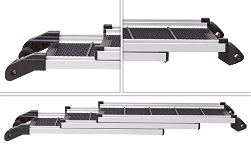 teleskop hunderampe dogwalk l 73 163 cm 14000860 b00avztgr2 mein hunde. Black Bedroom Furniture Sets. Home Design Ideas
