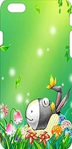 Koolbug Printed Hard Back Case Cover For Apple Iphone 4S