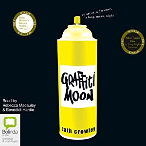 Graffiti Moon Audiobook