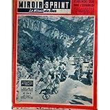 MIROIR SPRINT du 10/07/1957 - STABLINSKI SEUL DANS L'ESPIGOULIER.