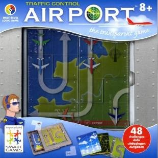 Cheap Fun Smart Games Airport Traffic Control (difficulty 6 of 10) (B0018ZJIGS)