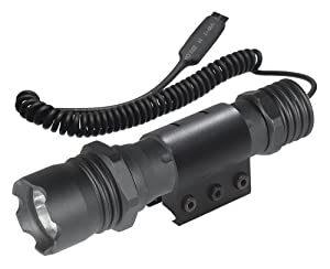 UTG Defender Series Weapon and Handheld Tactical Xenon Flashlight by UTG