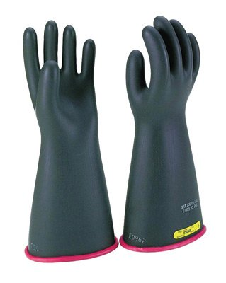 SALISBURY By Honeywell Size 12 Black And Red 14 Type I Natural Rubber Class 2 High Voltage Electrical Insulating Linesmen's Gloves With Straight Cuff high quantity medicine detection type blood and marrow test slides