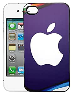 FCS Printed 2D Designer Hard Back Case For Apple iPhone 4-10150