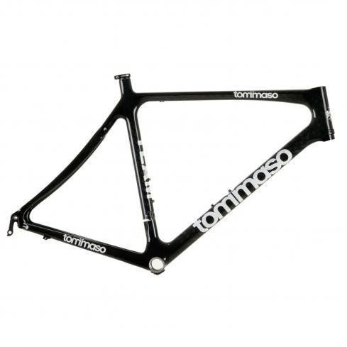 Tommaso Team Carbon Road Bike Frame One Color 55cm w/out Fork