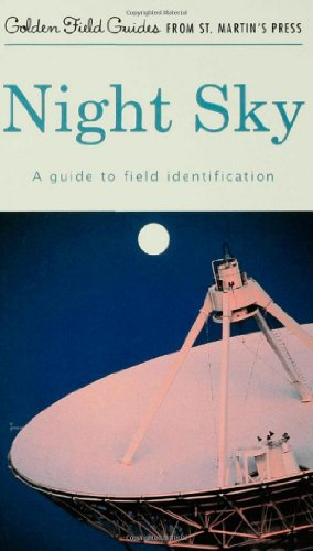 Night Sky: A Guide To Field Identification (Golden Field Guide From St. Martin'S Press) front-919919