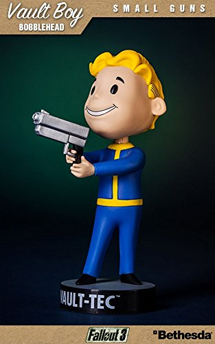 Vault Boy 101 Bobbleheads Series 3 - Small Guns by Bethesda
