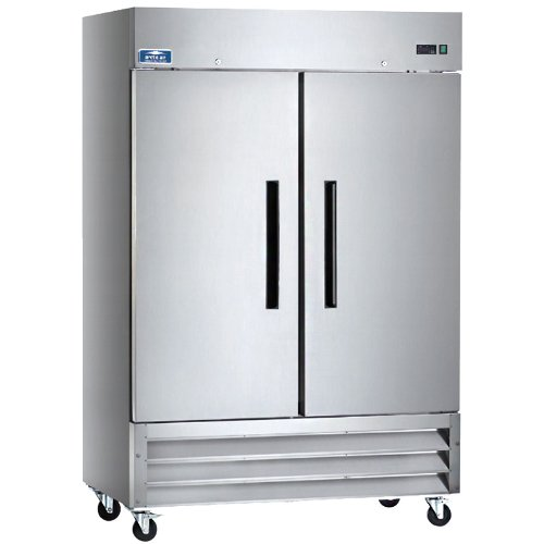 Arctic Air Ar49 54 Quot Two Door Reach In Refrigerator By