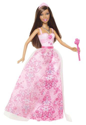 Barbie Princess Nikki Doll front-939562